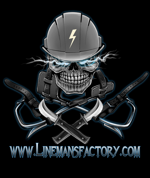 The Linemans Factory Lineman Shirt Weathering The Storm