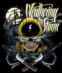 """Weathering the Storm"" T-Shirt"